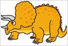 右脳恐竜紀キャラクター
